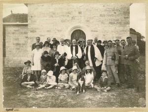 The Parish of St Barnabas, Limassol, 1924