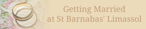 Weddings at St Barnabas