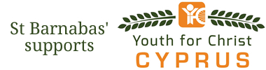 St Barnabas' supports Youth For Christ Cyprus - click to go to their Facebook page