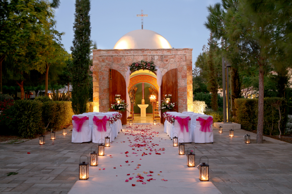 Holy Cross Chapel, Le Meridien Limassol
